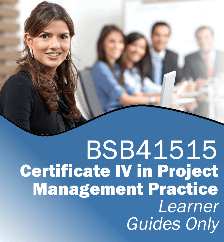 BSB42015 IV in Leadership and Management – Learner Guides Only