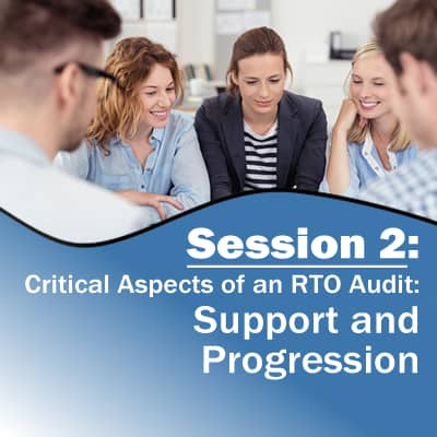 Session 2: Support and Progression