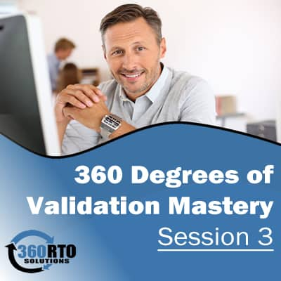 360 Degrees of Validation Mastery Webinar Session 3: The Post-Assessment Validation Process:  How to Validate Student Assessments