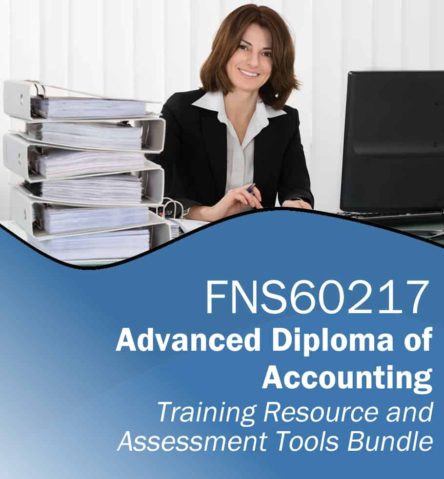 FNS60217 Adv Dip Accounting