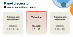 Validation is one of the most common compliance issues in 2018